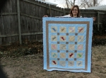 Jumping Cat Quilt2/2013