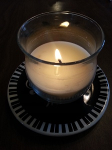 {love candles}